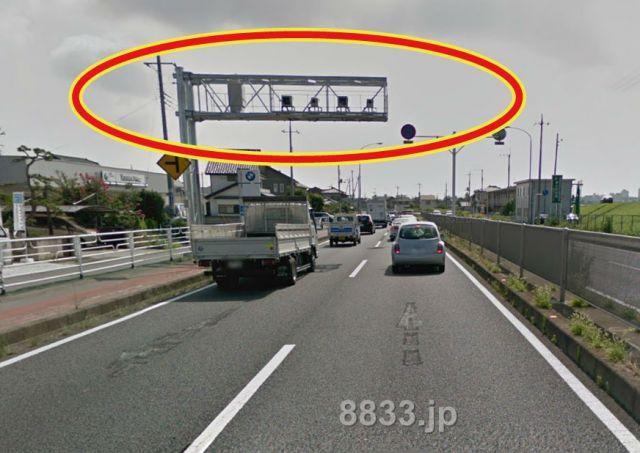 群馬県 国道18号線(豊岡バイパス) オービス