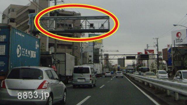 東京都 環七通り オービス
