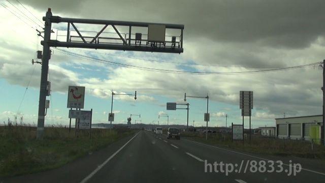北海道 国道38号線(釧路国道) オービス