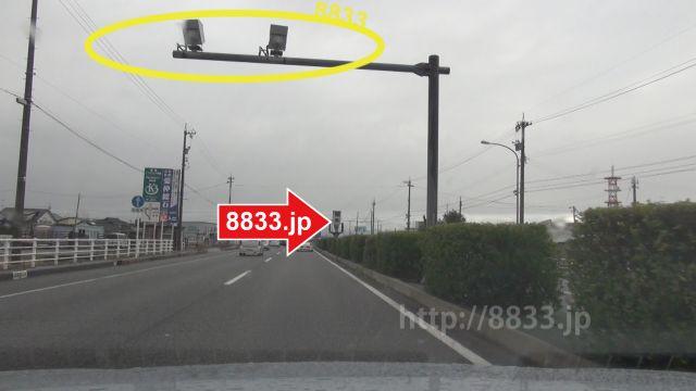 富山県 国道8号線(富山高岡バイパス) オービス