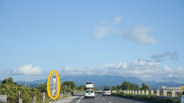 滋賀県 北陸自動車道 オービス