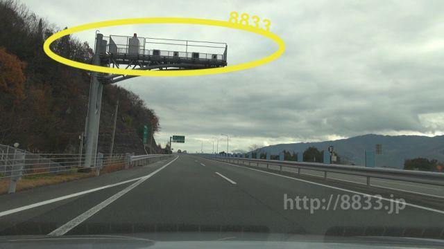 徳島県 徳島自動車道  オービス