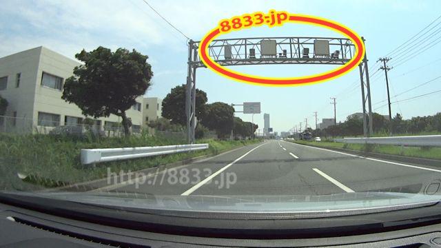 千葉県 県道15号線 オービス