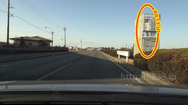 三重県 国道23号線(南勢バイパス) オービス