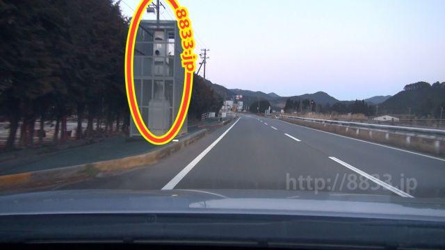 三重県 国道42号線(熊野街道) オービス