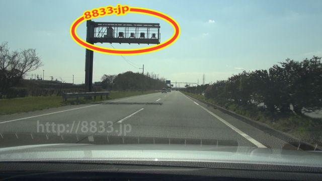 愛知県 国道247号線バイパス(西知多産業道路) オービス