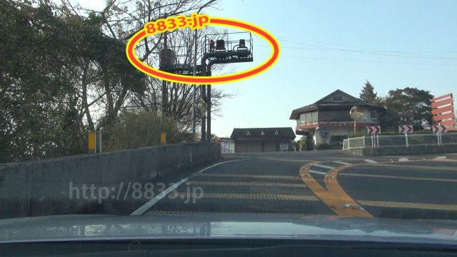 滋賀県 県道30号線(山中越) オービス