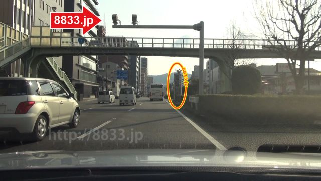 京都府 国道1号線(五条通) オービス