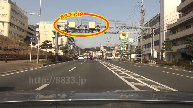 京都府 国道9号線(山陰道) オービス
