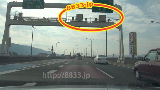 福岡県 福岡都市高速2号太宰府線 オービス