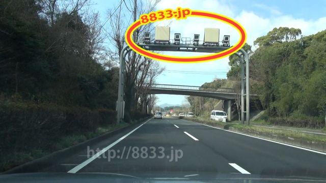 福岡県 国道200号バイパス オービス