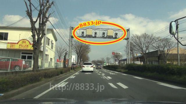 佐賀県 国道34号線(佐賀バイパス) オービス