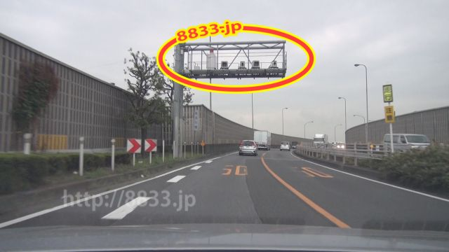 東京都 国道16号線(八王子バイパス) オービス