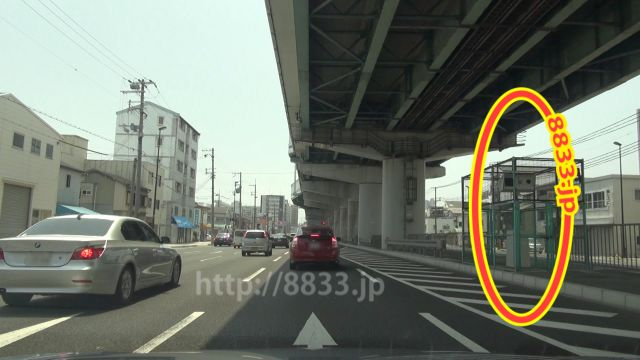 兵庫県 国道2号線 オービス