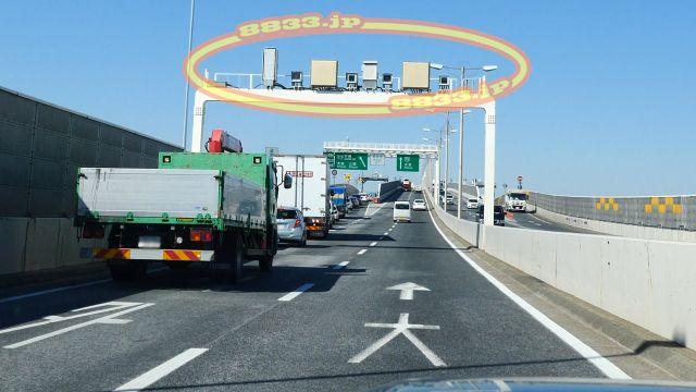 埼玉県 首都高速5号池袋線 オービス