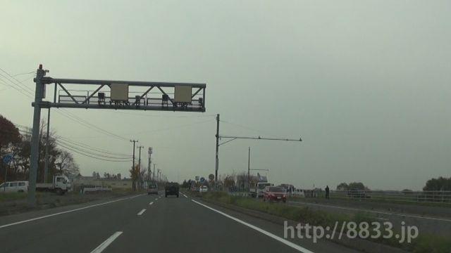 北海道 国道234号線(由仁国道) オービス