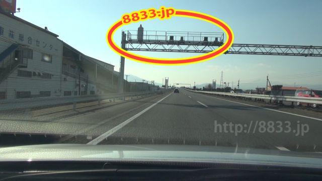 岐阜県 名神高速道路 オービス
