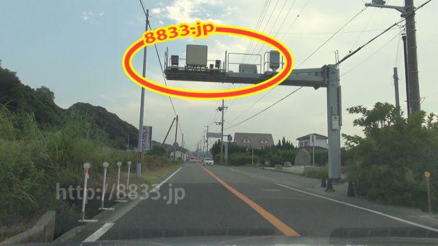兵庫県 県道31号線 オービス