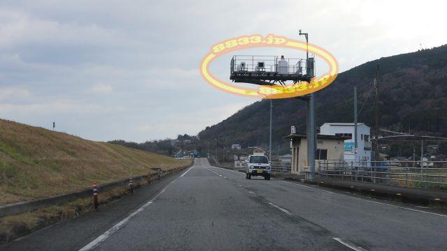 徳島県 国道192号線(伊予街道) オービス
