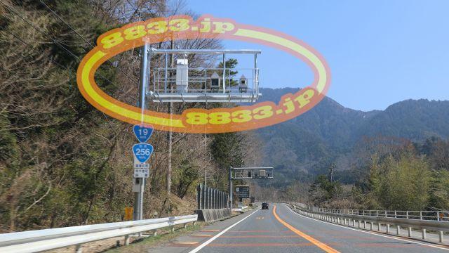 長野県 国道19号線(中山道) オービス