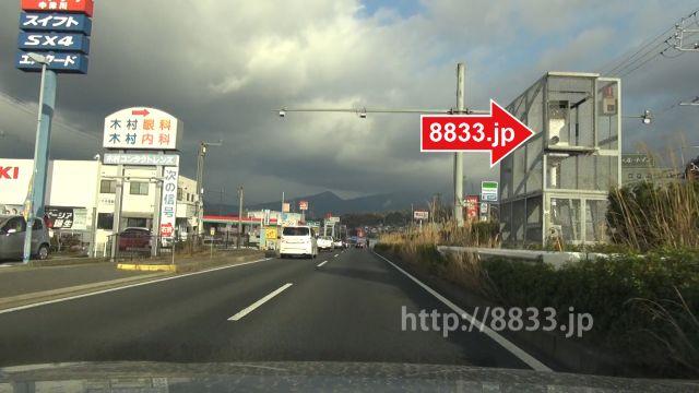 岐阜県 国道19号線(中山道) オービス