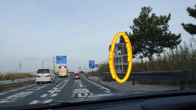 静岡県 国道1号線(浜松バイパス) オービス