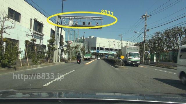 東京都 都道306号線(明治通り) オービス