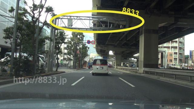 東京都 都道319号線(三ッ目通り) オービス