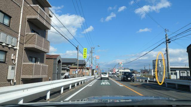 三重県 国道1号線(東海道) オービス