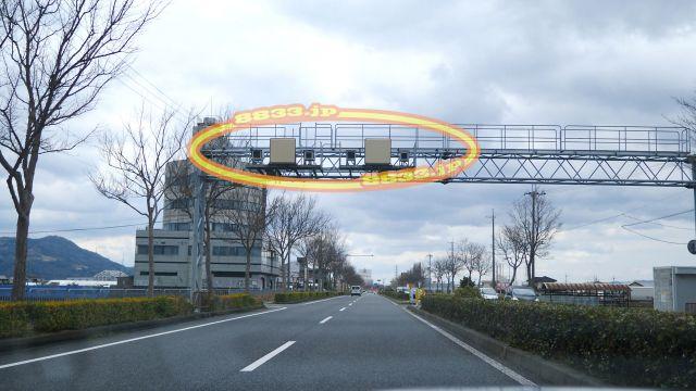 和歌山県 国道24号線(大和街道) オービス