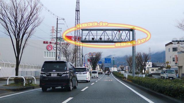 大阪府 国道170号線(外環状線) オービス