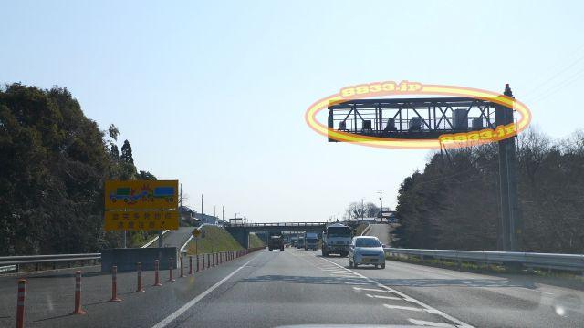 三重県 国道1号25号線(亀山バイパス) オービス