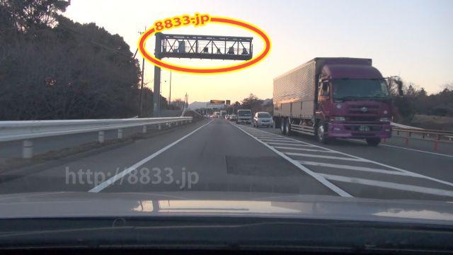 三重県 国道1号線(亀山バイパス) オービス
