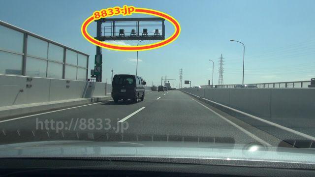 愛知県 国道23号線(知立バイパス) オービス