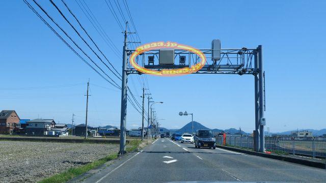 滋賀県 国道477号線(レインボーロード) オービス