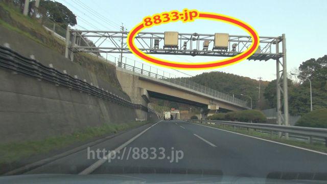 福岡県 北九州都市高速道路4号線 オービス