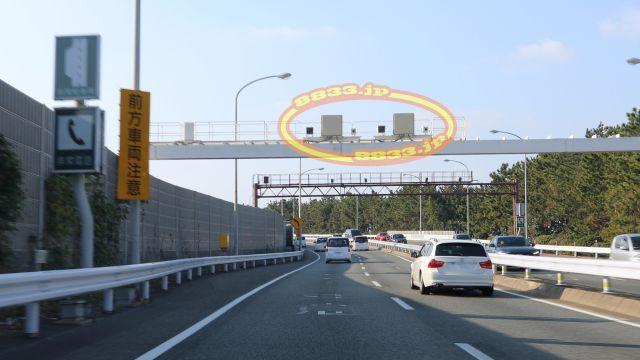 福岡県 福岡都市高速環状線 オービス