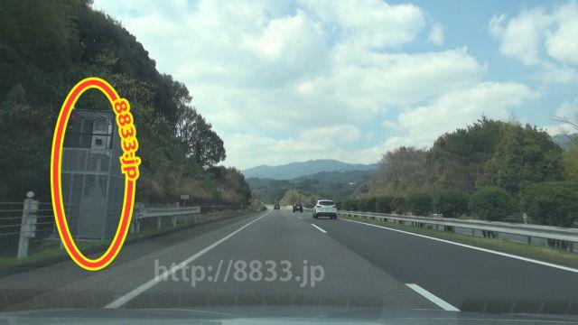 佐賀県 長崎自動車道 オービス