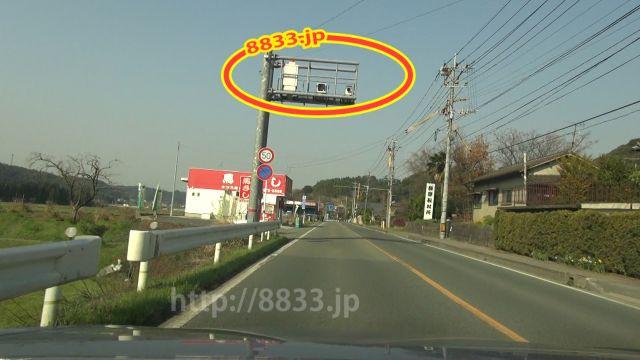 熊本県 国道208号線 オービス