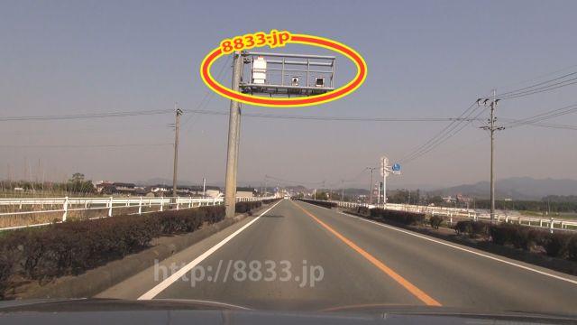熊本県 国道325号線 オービス