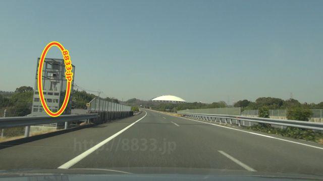 大分県 東九州自動車道 オービス