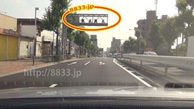 東京都 都道318号線(環七通り) オービス
