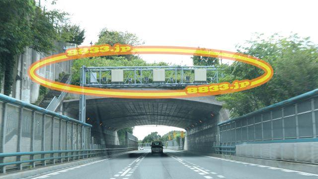神奈川県 県道17号線(県道環状2号線) オービス