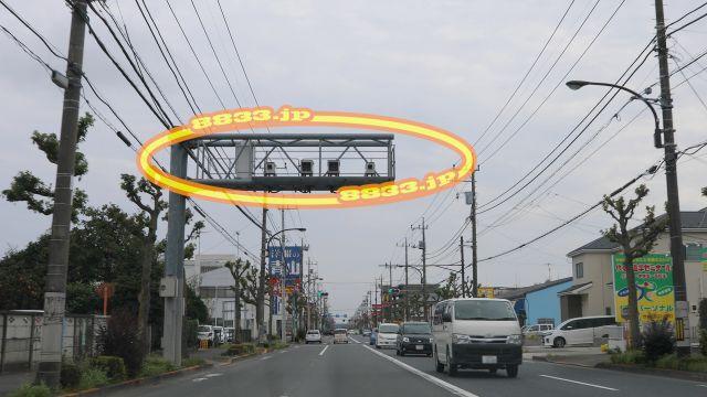 東京都 都道5号線 オービス