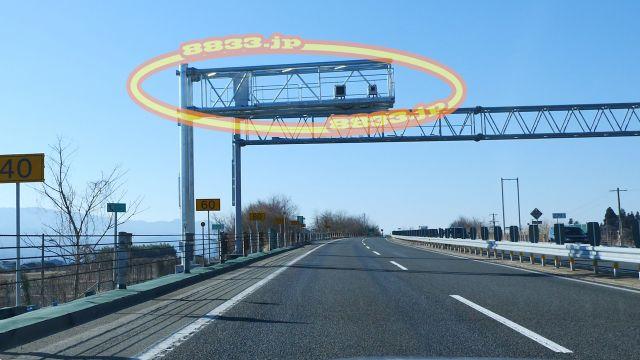 長野県 中央自動車道 オービス