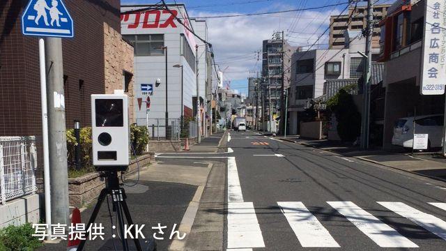 愛知県 市道 オービス