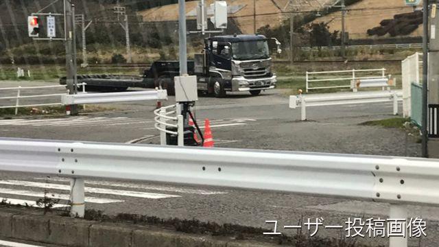 愛知県 国道1号線 オービス