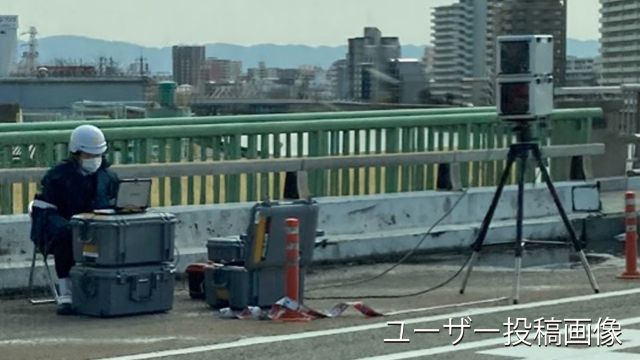 大阪府 新御堂筋 オービス