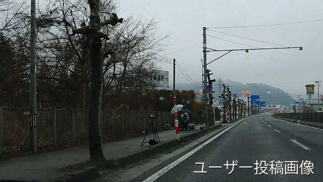 山形県 国道13号線(山形バイパス) オービス