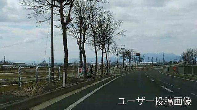 山形県 国道13号線(山形北バイパス) オービス